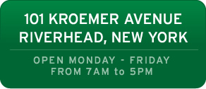 101 Kroemer Avenue, Riverhead, New York - Open Monday Thru Friday From 7am to 5pm